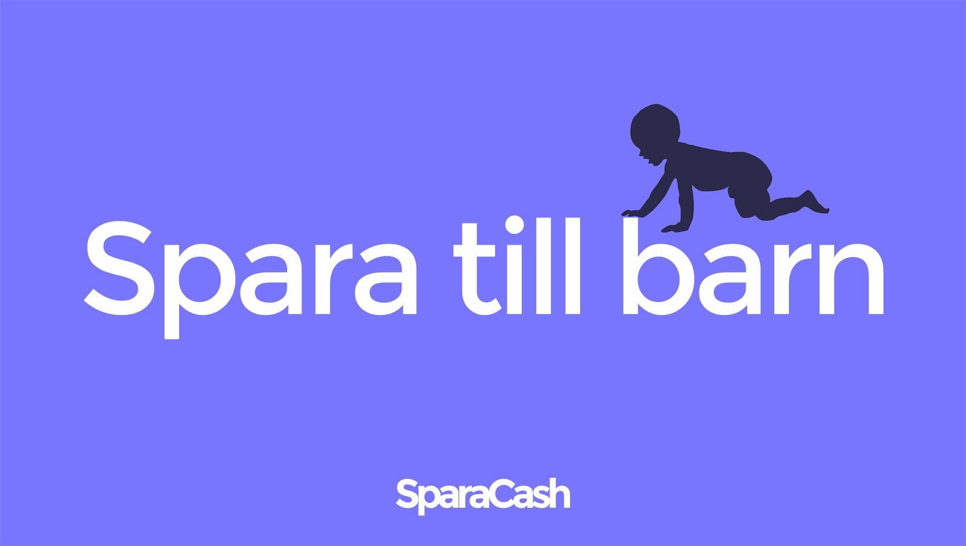 Spara till barn