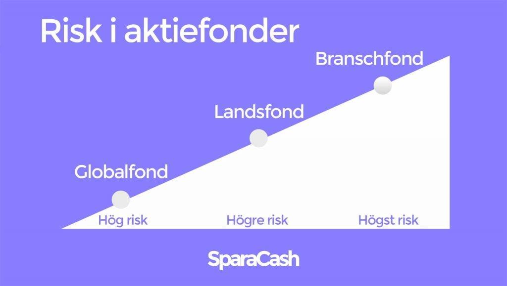 Risk i aktiefonder