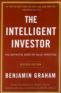 The Intelligent Investor av Benjamin Graham