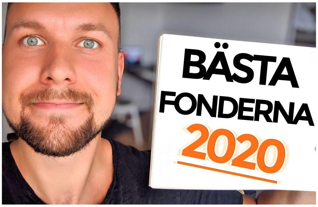 Bästa fonderna 2020 Marcus Lindblad